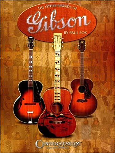 Book The Other Brands Of Gibson (Softcover Book) by Paul Fox (2011-07-01)