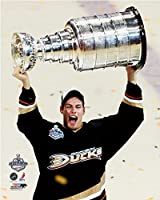 "Ryan Getzlaf Anaheim Ducks NHL Stanley Cup Trophy Photo (Size: 8"" x 10"")"