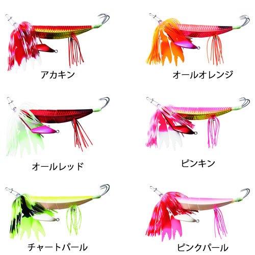 ハヤブサ(HAYABUSA) タコ専用エギ タコフラ HR230 3.5号 #5(チャートパール)の商品画像