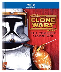 Star Wars: The Clone Wars - The Complete Season One [Blu-ray] from Warner Home Video