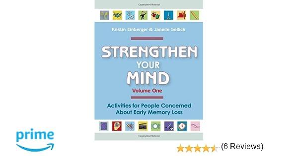 Strengthen Your Mind Vol.1: Kristin Einberger, Janelle Sellick ...