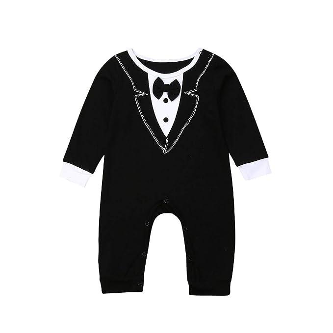 CIPOGL Pijama para bebé, niños, Traje para Bautizo, Boda, con ...