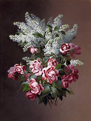 still-life-bouquet-of-pink-roses-and-white-lilacs-by-raoul-maucherat-de-longpre-accent-tile-mural-ki