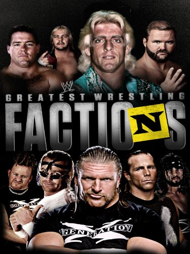 WWE Presents.Wrestling's Greatest Factions Vol. 2 (Wwe 1991)