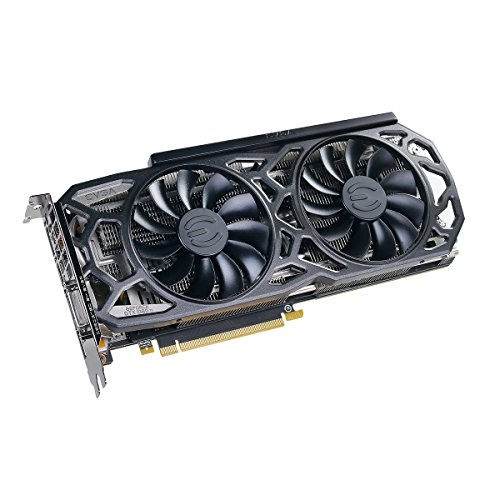 EVGA GeForce GTX 1080 Ti SC Black Edition GAMING, 11GB GDDR5X, iCX Cooler & LED, Optimized Airflow Design, Interlaced Pin Fin Graphics Card 11G-P4-6393-KR by EVGA (Image #3)