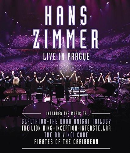 HANS ZIMMER - Live In Prague (DVD)