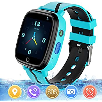 Amazon.com: Kids Smart Watch for Boys Girls - HD Touch ...