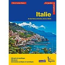 Guide Imray Italie : De San Remo à Brindisi, Sicile et Malte