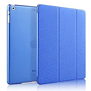 iPad Mini Case / iPad Mini Retina / iPad Mini 3/2/1 Case Folio Case Stand Case Smart Cover (Royalblue) from FIRIK