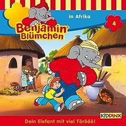 Benjamin in Afrika (Benjamin Blümchen 4)