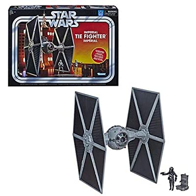 Star Wars The Vintage Collection Imperial TIE Fighter: Toys & Games