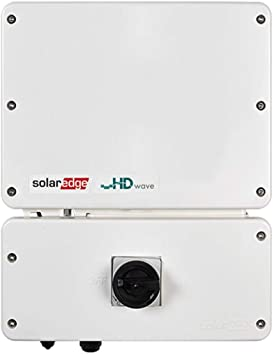 SolarEdge SE7600H-US Inverter plus EV Charger