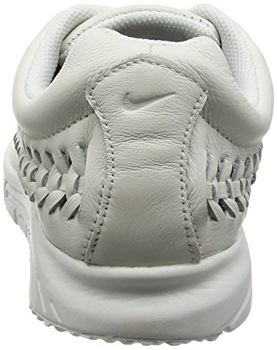 Nike Mens Mayfly Tissé Chaussure Décontractée Sommet Blanc / Sommet Blanc