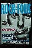 ROCK & FOLK 292 U2 Daho LENNY KRAVITZ INDOCHINE NIRVANA GENESIS
