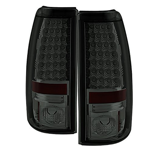 Spyder Auto ALT-YD-CS03-LED-SM Smoke LED Tail Light 2 Pack