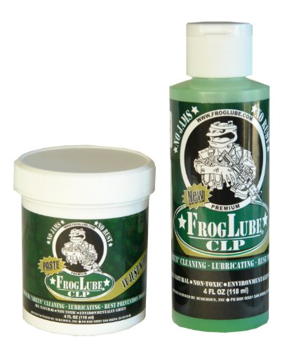 FROGLUBE PREMIUM CLP Lubricant 4oz Paste and 4oz Liquid KIT, Outdoor Stuffs