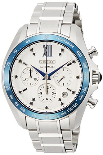 SEIKO Brights Men's Watch Blue Sapphire collection 15th Anniversary Limited 1000 self-winding (hand winding) Sapphire glass 10 ATM water resistant SDGZ021