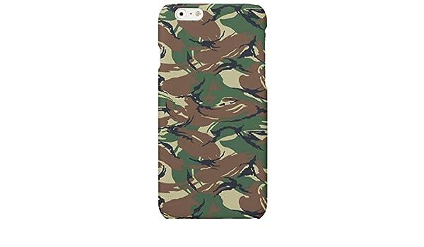 Funda carcasa camuflaje militar camo caza para Huawei P SMART pl/ástico r/ígido
