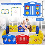 Baby Playpen for Babies Baby Play Playards 8/10
