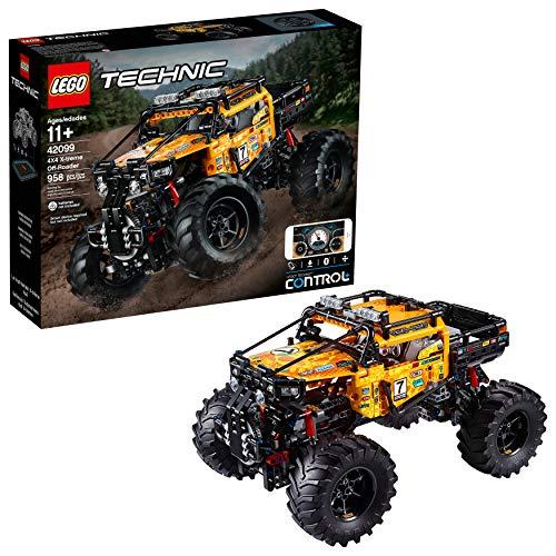 레고(LEGO) 테크닉 4x4 궁극의 오프 로더 42099