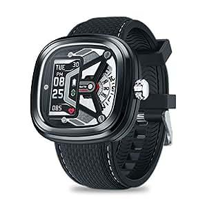 Amazon.com: OUYAWEI Zeblaze Hybrid 2 Dual Smartwatch Heart ...