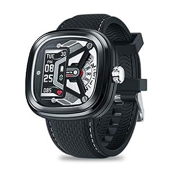 Amazon.com: Metermall Zeblaze Hybrid 2 Dual Smartwatch Heart ...