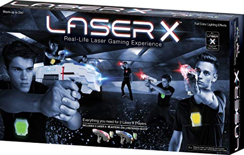 (Laser X 88016 Two Player Laser Gaming Set)