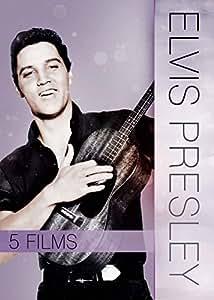Amazon.com: Elvis 5-Movie Collection: Elvis Presley ...