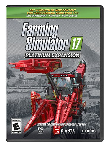 Farming Simulator 17 Platinum Expansion Windows 230385