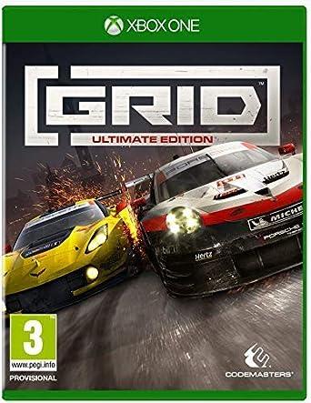 Grid Ultimate Edition XONE ESP