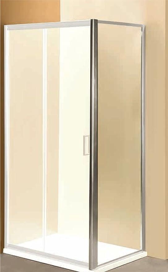 pared fija para puerta batiente o deslizante Cristal cm 73 – 75 x ...