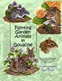 Painting Garden Animals in Gouache