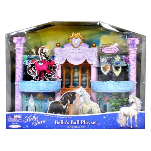 Bella Sara Bella's Ball Playset (Horses not included)