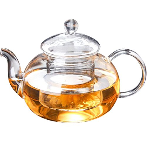 glass 250ml teapot - 6