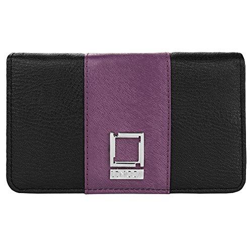 lencca-kyma-eco-leather-wallet-purse-case-crossbody-bag-for-apple-iphone-7-7-plus-47-55-black-purple