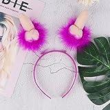YiZYiF Willy Headband Head Boppers Headband for