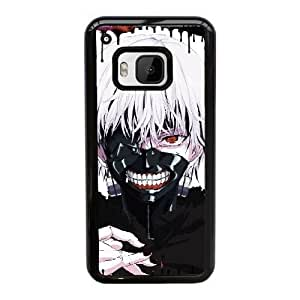 Generic hard plastic Tokyo Ghoul Anime Cell Phone Case for HTC One M9 Black B1812
