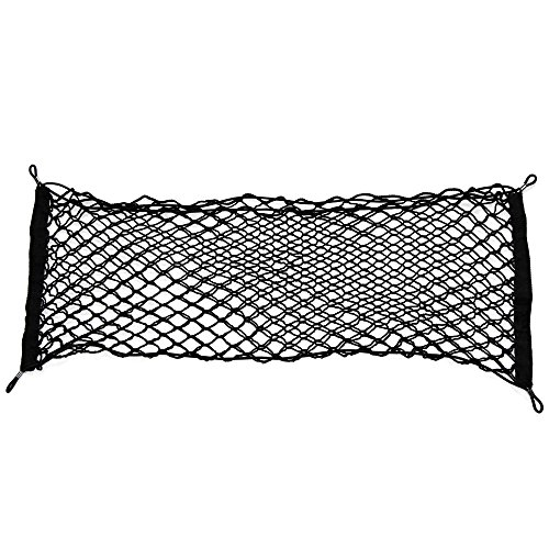 (JessicaAlba Envelope Style Trunk Cargo Net for Jeep Commander Compass Grand Cherokee Liberty Patriot Wrangler)