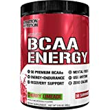 Cheap Evlution Nutrition BCAA Energy – High Performance, Energizing Amino Acid Supplement for Muscle Building, Recovery, and Endurance, Cherry Limeade (30 Servings)