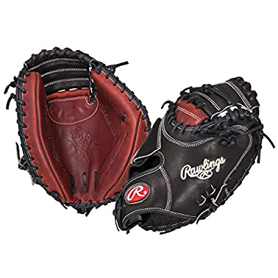 Rawlings Heart of the Hide Buster Posey 34 Inch PROCM43BP28 Baseball Catcher's Mitt