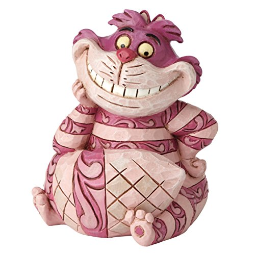 Jim Shore Disney Traditions by Enesco Mini Cheshire Cat Figurine