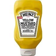 Heinz Yellow Mustard, 20 Ounce