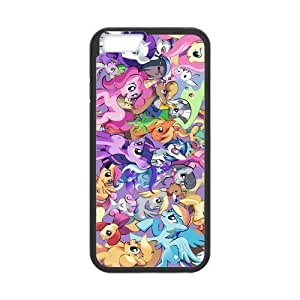 iPhone 6 Case,iPhone 6 Case Cover,iPhone 6 (4.7) Case Protective,My Little Pony Protection Hard Case for iPhone 6 (4.7) Soft Flexible TPU and PC material for iPhone 6