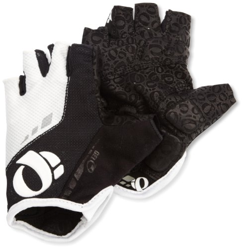 PEARL IZUMI Men's Pro Pittards Gel Glove, White, Small (Pearl Izumi Mens Pro Pittards Gel Glove)