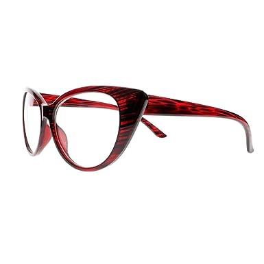 152cf9d04442 Women Vintage Retro Cat Eye Tortoise 9 Colors Reading Glasses Readers +1.0~+ 4.0