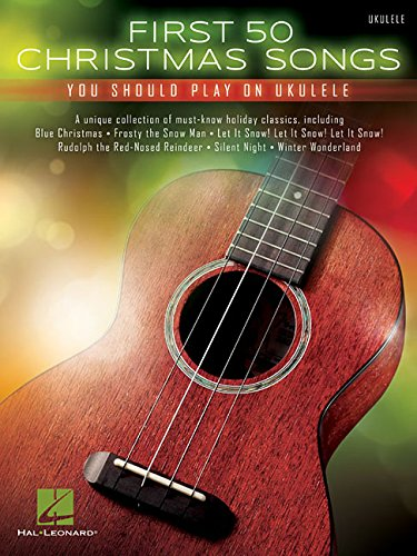 First 50 Christmas Songs You Should Play on Ukulele (Jingle Bells On String)