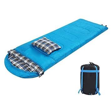 Saco de dormir Doble Al Aire Libre con Almohada, Sacos De ...