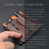 EDC Leather Pocket Organizer, Pocket Slip, Pocket