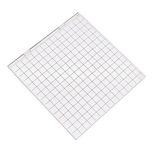 Rokoo stampaggio Strumento Perfetto Posizionamento stampaggio con timbri Trasparenti Scrapbook Stampings