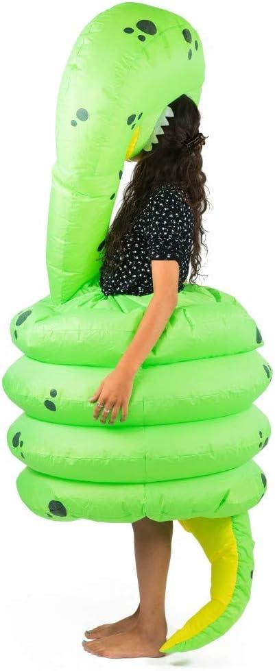Bodysocks/® Costume Gonfiabile da Serpente per Adulti